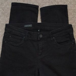 KUT From Kloth Black Skinny Jeans 6